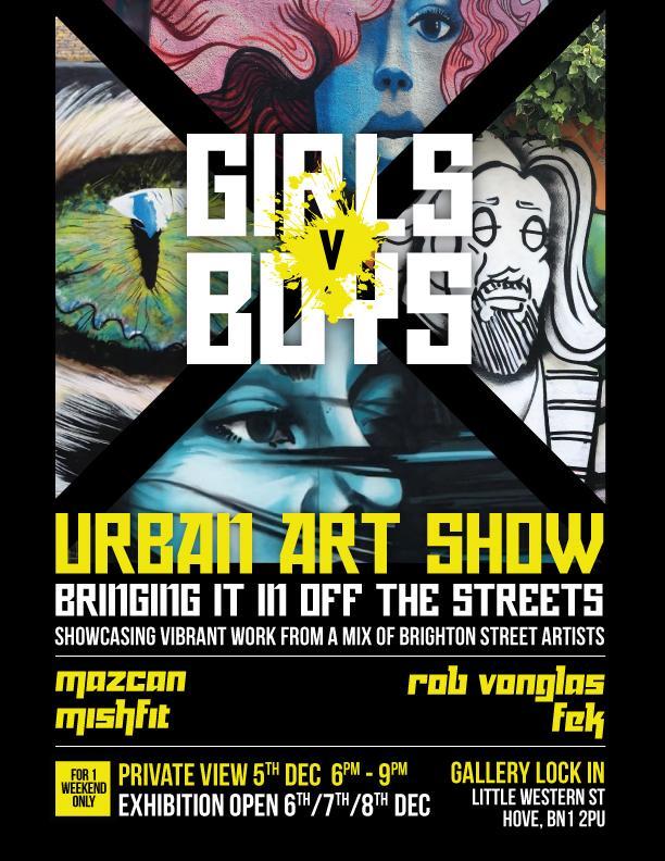 Boys v Girls